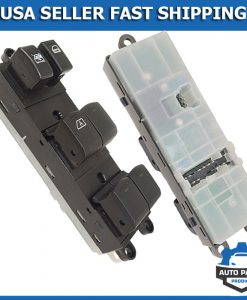 Electric Power Window Master Control Switch for 07-08 09-12 Nissan Sentra Note