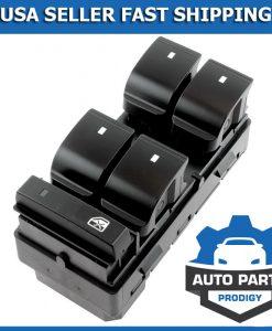 Electric Power Window Master Control Switch for Chevy Silverado GMC Sierra Traverse
