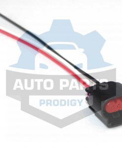 Flex Fuel Sensor Connector Pigtail GM E85 Plastic Fuel Composition Ethanol E85-2