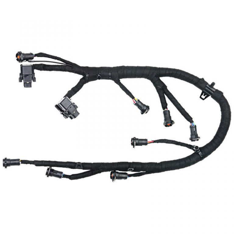FICM Fuel Injector Module Wiring Harness For 2003-2007