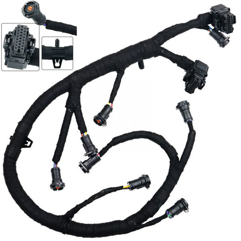 Ficm Fuel Injector Module Wiring Harness For 2003