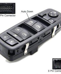 Master Power Door Lock Window Switch for Dodge Nitro Journey Jeep Liberty 2008-2012 4602632AG