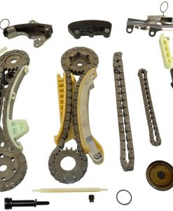 """Timing Chain Kit with Chains Tensioners and Guides For Ford Explorer Ranger Mustang Mazda B4000 Mercury Mountaineer 4.0L SOHC VIN Code """"E"""" """"K"""""""