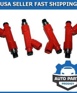 Denso 850cc fuel injectors 1001-87F90 1ZZFE 2ZZGE Toyota 1.8L Lotus Exige Celica