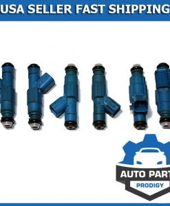 FUEL INJECTOR INJECTORS SET OEM REMAN FOR 02-03 DODGE RAM 1500 JEEP LIBERTY 3.7L
