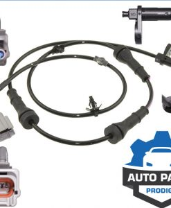 ABS WHEEL SPEED SENSOR New for Nissan Murano AWD 09-11 Rear Right Passenger Side