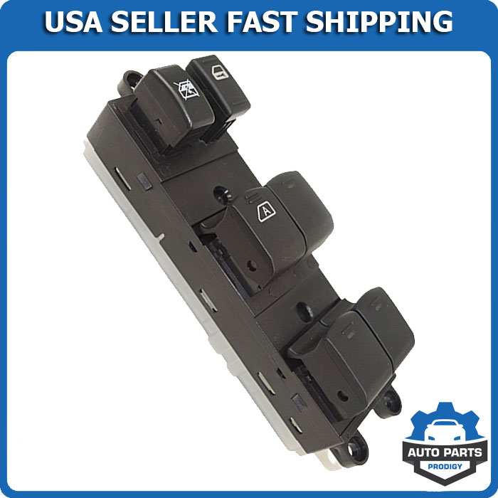 Electric Power Window Master Control Switch for Chevy Silverado GMC Sierra Traverse Auto Parts Prodigy