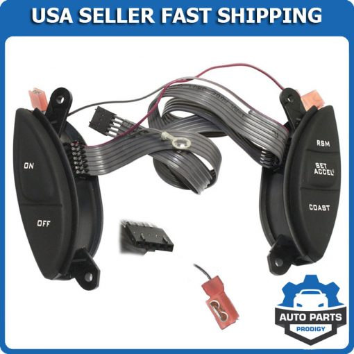 Steering Wheel Cruise Control Switch F150 Truck Explorer Ford F-150 Ranger F87Z9C888BB