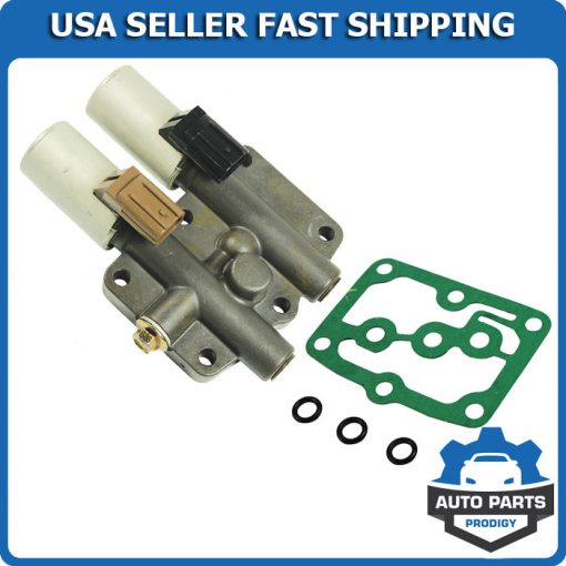 Transmission Dual Linear Shift Solenoid Gasket For Honda Acura Accord CL TL MDX