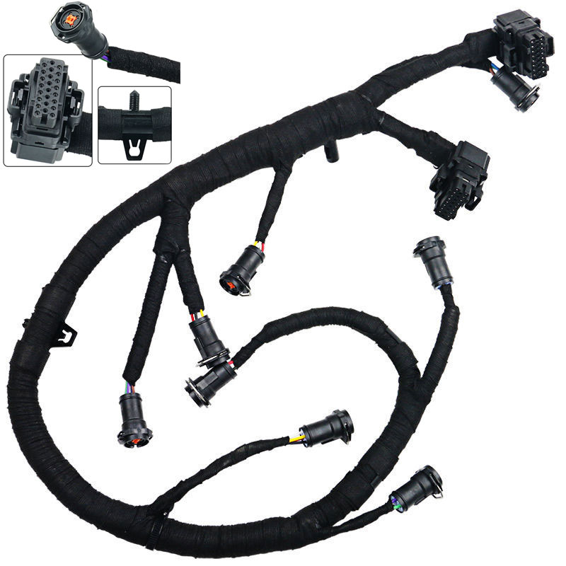 ford 2004 injector wiring diagram 6 0 diesel 05 ford f 250 6 0 diesel fuel filter housing