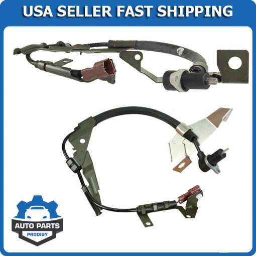 ABS WHEEL SPEED SENSOR FRONT PAIR FOR ACURA SLX ISUZU TROOPER VEHICROSS 8971323081 8971323071