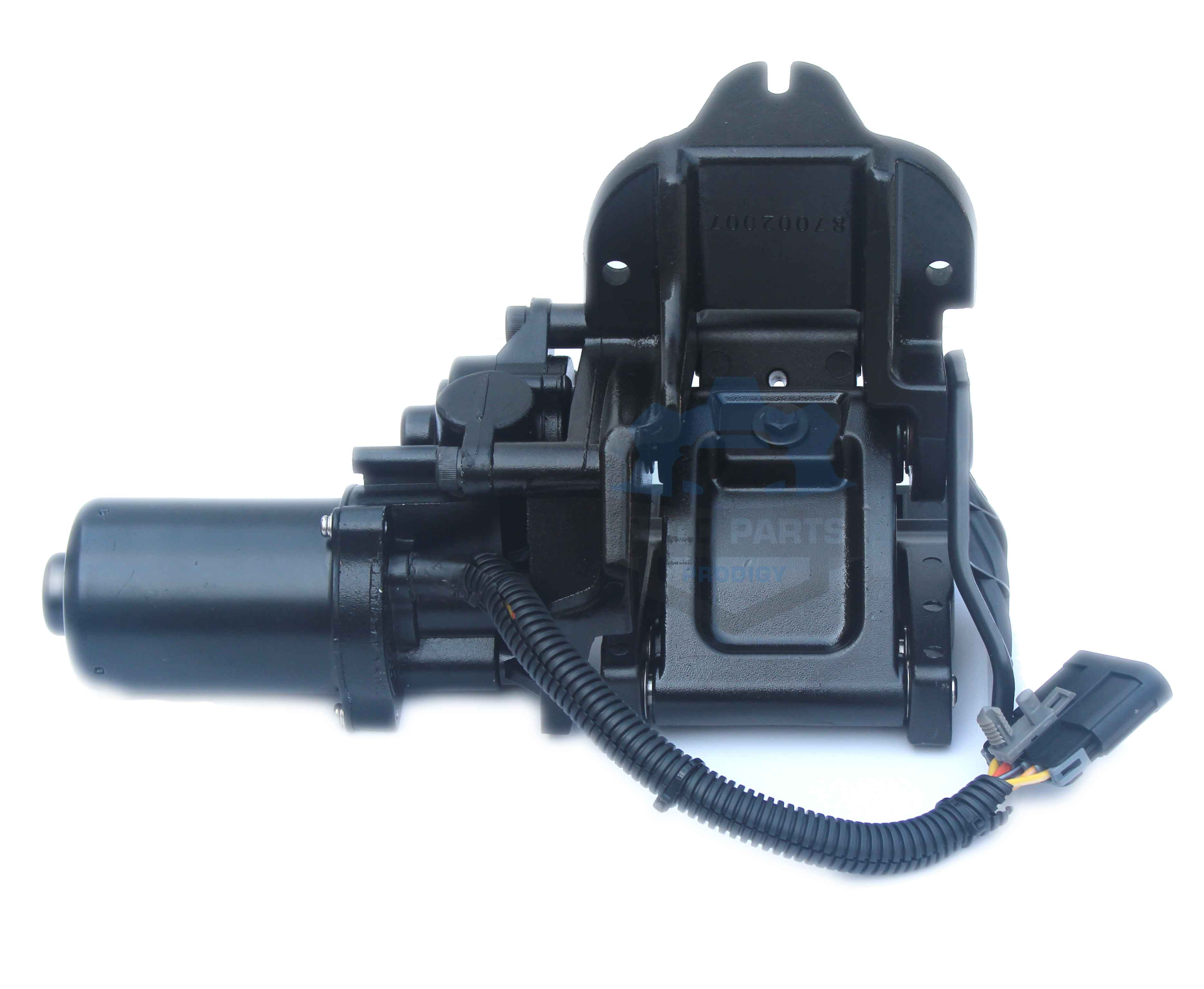 Front Left Driver Power Running Board Motor With Bracket