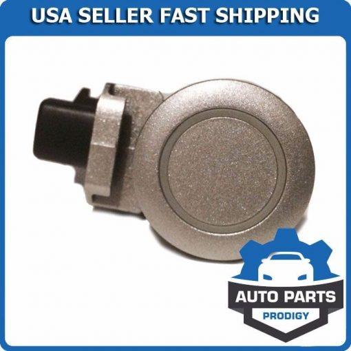 Lexus-LS430-Bumper-Parking-Ultrasonic-Assist-Reverse-Sensor-Center-PDC-Silver-191741258395